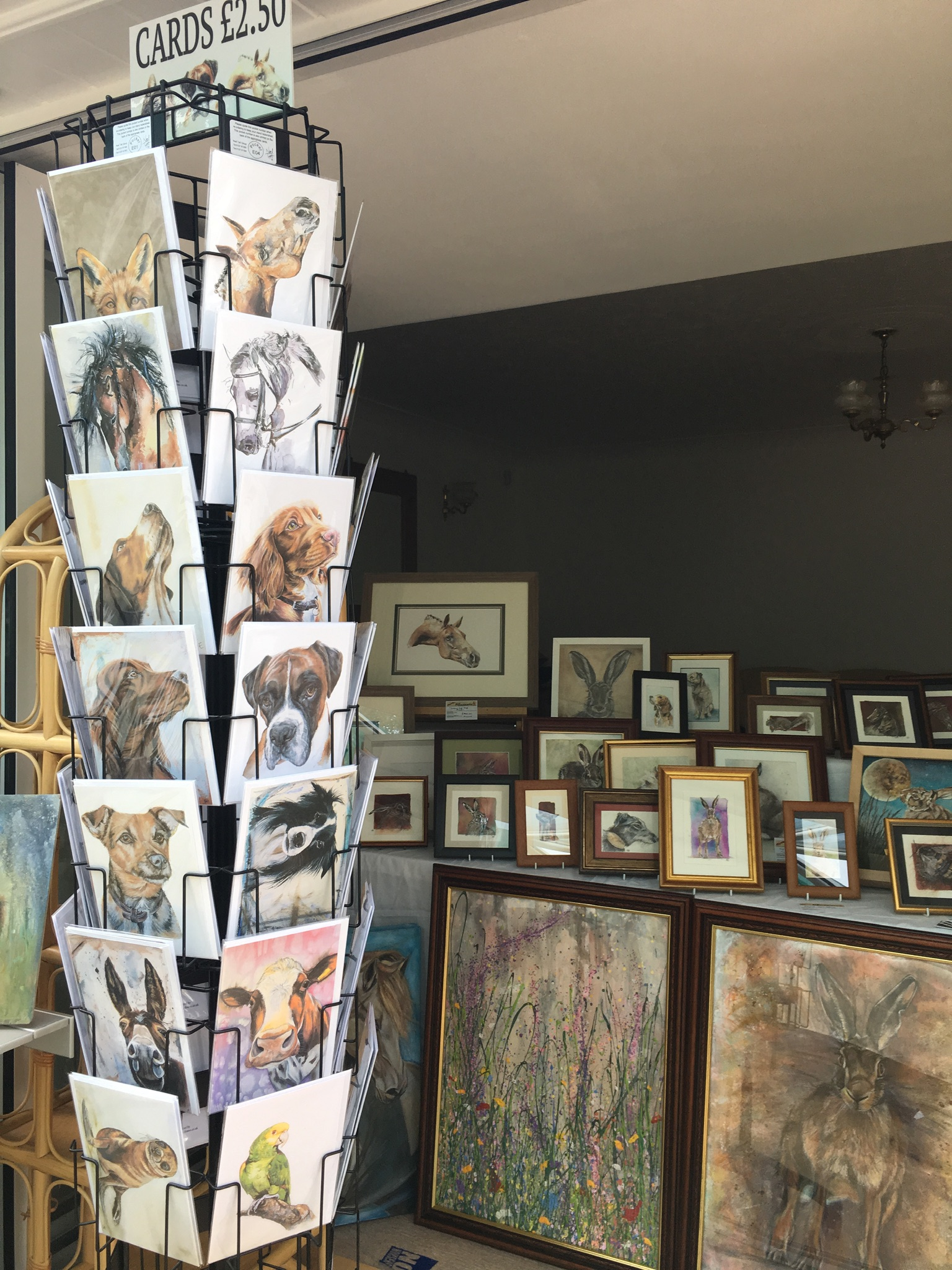 Hampshire open studio 2019